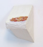 Crispex, 2013, Dyed Plaster, Cereal Box, 14in x 21in x 12in