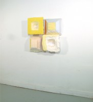 2013, Dyed Plaster, 40